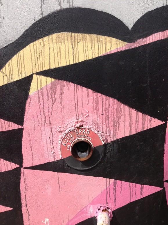 Wynwood mural detail