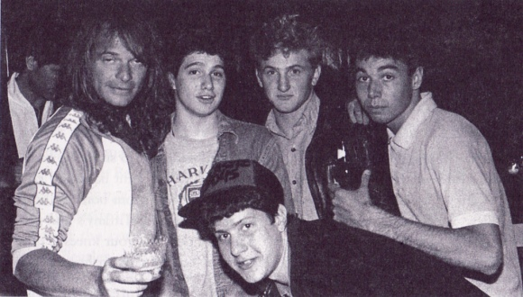 DLR + Sean Penn + Beasties