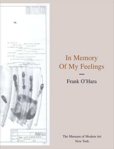 Frank O'Hara In Memory