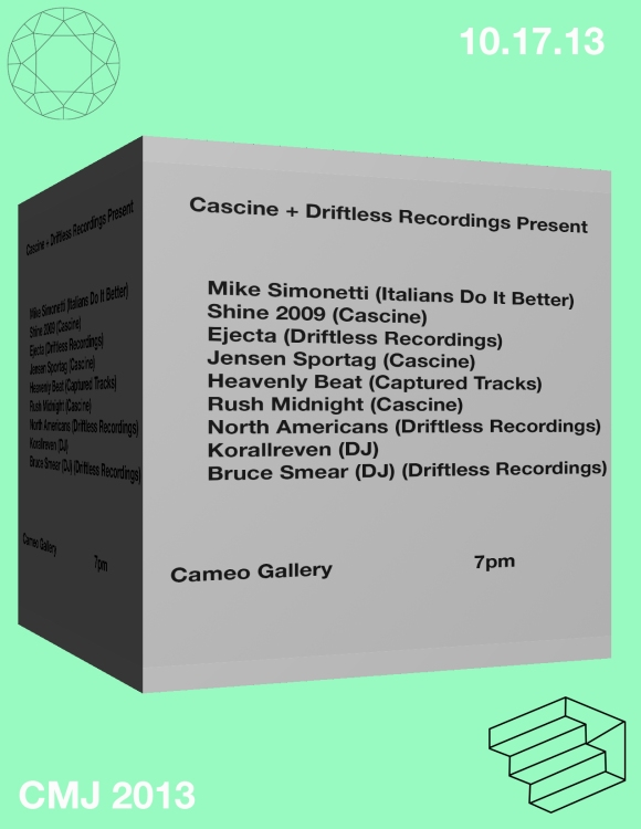 Cascine Driftless CMJ