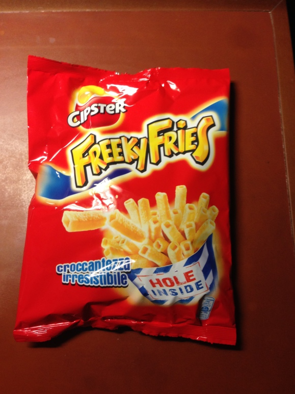Freeky Fries