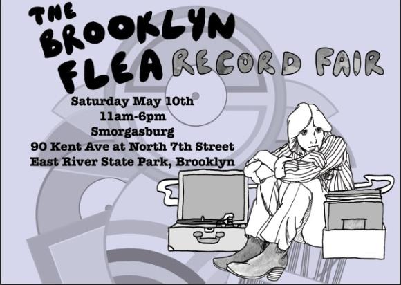 BK Flea Record Fair
