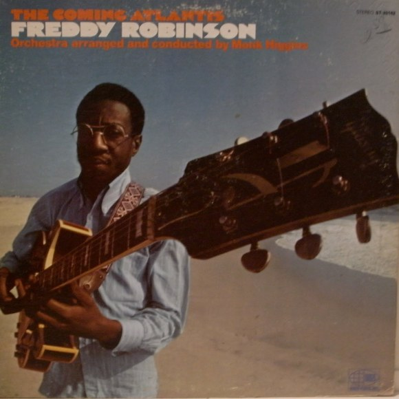 FREDDY ROBINSON-THE COMING ATLANTIS