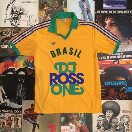 DJ Ross One Brazil World Cup Mix