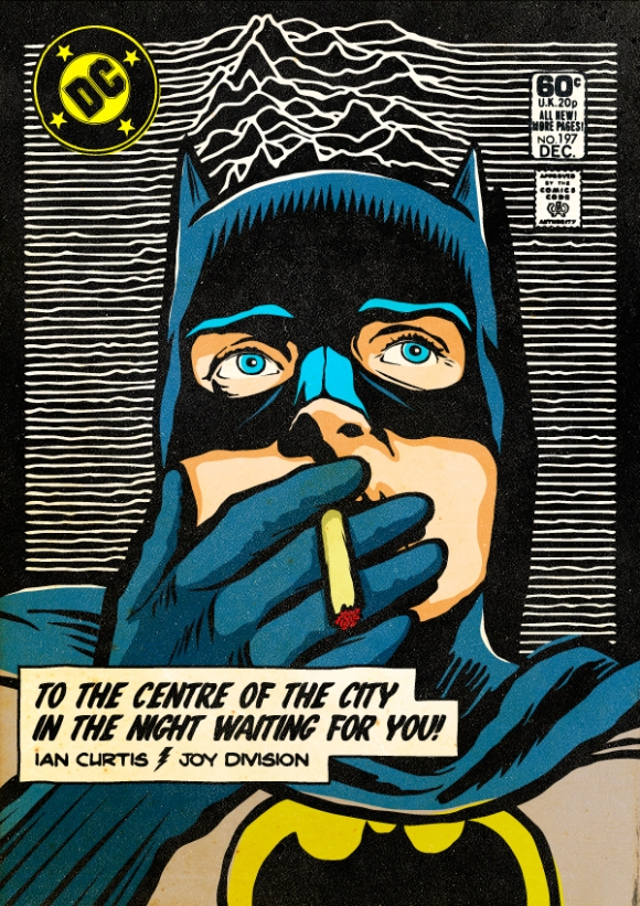 Joy Division Batman